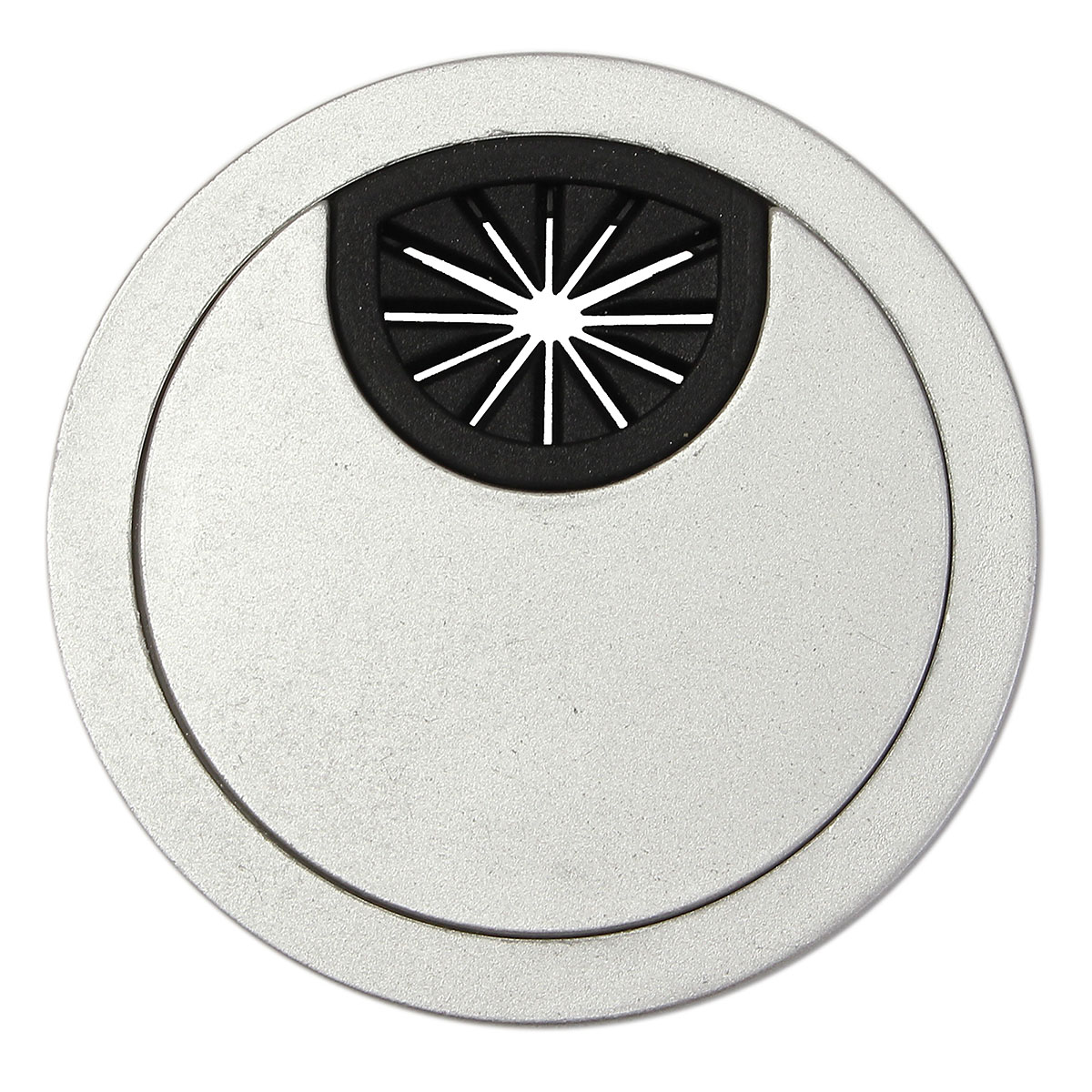 Other Gadgets - 50mm Cable Tidy Port Surface Outlet Wire Hole Cover ...