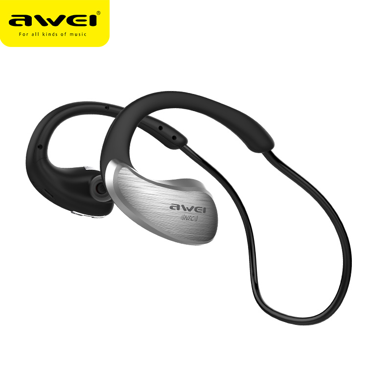 Awei A885BL Sport IPX4 Waterproof Wireless Bluetooth Headphone Earphone With NFC