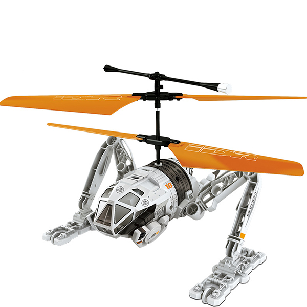 ATTOP IDR902 2.5CH RC Remote Control Helicopter Mode 2