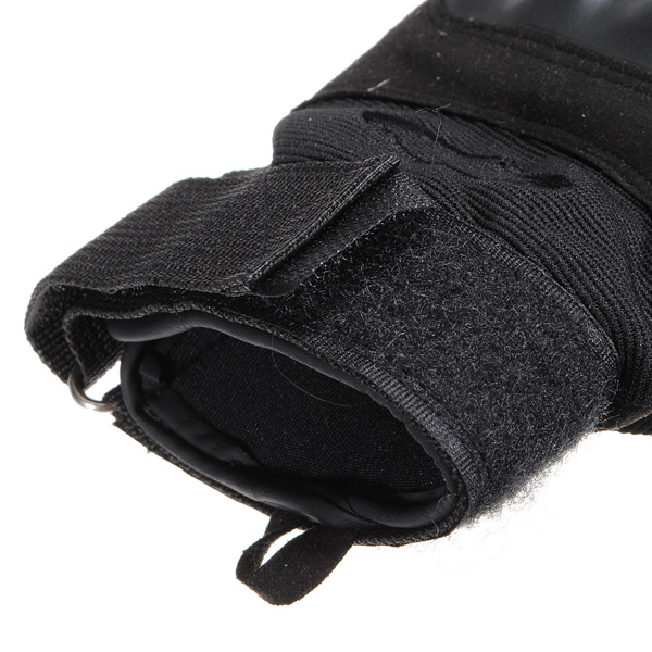 Outdoor Camping Cycling Protecting Tactical Grip Glove Half Glove