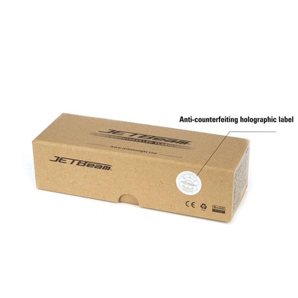 JETBeam RRT-3 XM-L LED 1950 Lumen Super Bright LED Flashlight