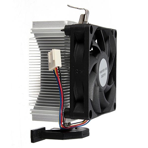 Heatsink CPU Cooling Fan For AMD Socket 4Pins AM2 AM3 1A02C3W00 95W