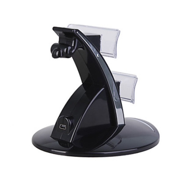 Dual USB Charging Dock Stand for PS3 Wireless Controller