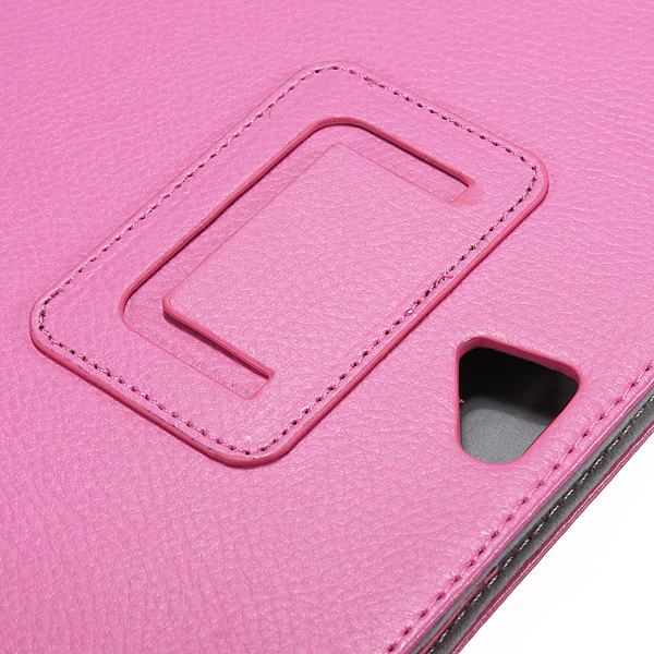 Magnetic Stand Folio PU Leather Case For Google Nexus 10 Tablet