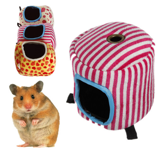 Hammock For Rat Hamster Rabbit Squirrel Hanging Bed Toy House