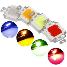 Multicolor 10W High Power LED Chip Ceiling Down Flood Light Lamp Accessories DC9-12V