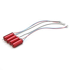 4X Racerstar 8520 8.5x20mm 53500RPM Coreless Motor for Eachine QX80 QX90 QX95 DIY FPV Quadcopter