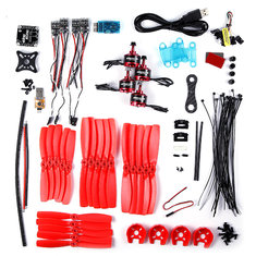 Kingkong Force 400+Micro F3 Power Combo 2209-2000KV Motor 30A 2-4S ESC 5045/6045 2-Blade Propeller