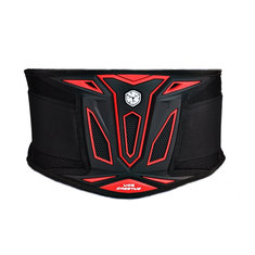 SCOYCO Motorcycle Racing Protecting Waist Waist Support Belt Ride Flanchard Belt