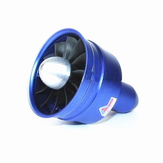 RC Lander 8S 90mm 12-Blade All Alloy EDF 1400KV 3500Watt Inrunner Motor