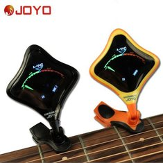 JOYO JT-02 USB Chargeable Cobra Tuner Clip-on Tuner