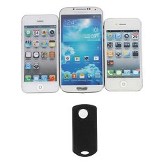 Mini Wireless Bluetooth Remote Shutter For iPhone Smartphone
