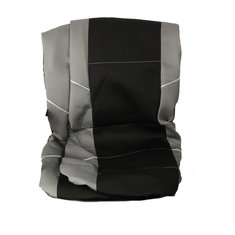 Universal Front Car Seat Cover Inc Headrests Washable Airbag Safe