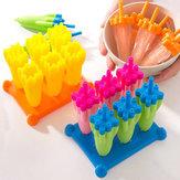Creative Rocket Shape Ice Mould Freeze Ice Cube Tray Mold Popsicle Mold