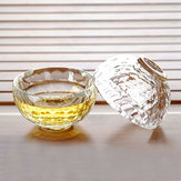 Small Thickening Heat Resistant Glass Cup Crystal Glass Tea Cup Decorative Bar Accessories