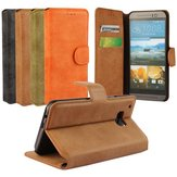 Flip Matte Pu Leather Case Cover For Samsung Galaxy S6 Edge G9250