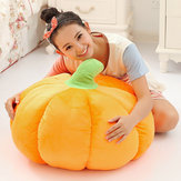 40x35cm Creative 3D Squishy Halloween Pumpkin Cushion Plush Cartoon Throw Pillow Office Decor Gift