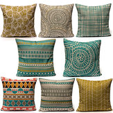 Minimalist Style Pillow Cover Home Linen Cushion Cover