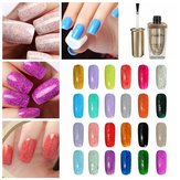24 Colors 15ML Sugar LED Soak Off UV Gel Nail Art Polish