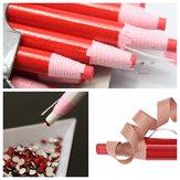 Peel-off Wax Rhinestone Picker Pick Up Pencil Nail Art Tool