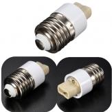 E27 to G9 LED Light Lamp Bulb Holder Adapter Socket Converter 220V
