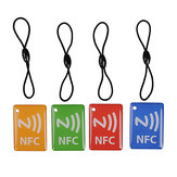 4pcs Smart NFC Tag For Samsung Galaxy S5 Note 3 Sony Xperia Nexus 5