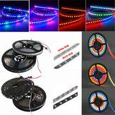 4M 240LEDS WS2812B 5050 RGB Waterproof IP65 LED Strip Light Individual Addressable DC 5V