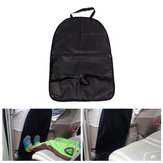 Car Seat Back Protector Kick Mat Cover Pad Black Universal for SUV Auto Truck