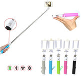 Extendable Handheld 3.5mm Wired Selfie Stick Monopod For iPhone 6 6s Plus Samsung LG HTC