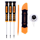JAKEMY JM-I84 7 in 1 Professional Opening Tools Precision Screwdrivers Set for Mobile Phones Tablets