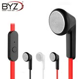 BYZ JSY001 Drivers Dedicated Flat Unilateral Stable Earphone For OMTP Smartphone