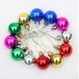 3cm Christmas Tree Xmas Balls Decoration Baubles Party Wedding Ornament