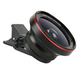 Zomei 0.6X Wide Angle Macro Lens with Clip 37mm for iphone HTC Xiaomi Huawei samsung Android Ios Mobile Phone Camera