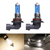 2pcs 9006 HB4 100W 5900K Car Xenon HID Halogen Headlight Bulbs