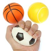 6.3cm Fitness Hand Wrist Exercise Stress Relief Squeeze Foam Ball