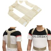 Neoprene Unisex Posture Corrector Hunchback Prevention Full Back Vest Pain Support Belt Brace
