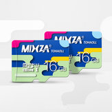 MIXZA Colorful Memory Card 16GB Micro SD Card Class10 For Smartphone Camera MP3