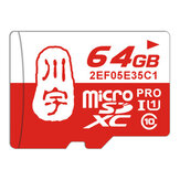 64G Class 10 TF Micro SD Card Memory Card For iPhone Samsung Tablet Speaker Car DVR Camera GPS
