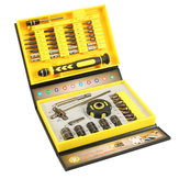 MLD 6097B 47 In 1 Multi-functional Precision Screwdriver Socket and Screwdriver Tools Kits