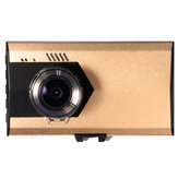 Ultra-thin Car DVR 1080P HD Video Recorder 3.0 Inch LCD Night Vision Dash Camera