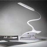 Original Casa lámpara decorativa mesa recargable LED ojo del brillo de protección de noche la luz de la lámpara ajustable
