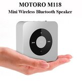 MOTORO M118 Portable Mini Mobile Phone Laptop Wireless Bluetooth Speaker