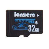 Lanzero 32GB MicroSD Class10 TF Tachograph Memory Card for Xiaomi Yi EKEN H9 EKEN H8 sj5000x sj5000 plus K6000 sj4000 M20 Gitup 2 H8R H8 Pro Car DVR Action Camera