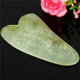 Chinese Massage Jade Scraping Tool Skin Facial Care SPA Treatment Body Health Tools