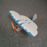 TY Model NO.7 292mm Wingspan Wood Park Flyer RC Airplane KIT
