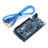 China Wholesale Arduino Compatible DUE R3 32 Bit ARM With USB Cable