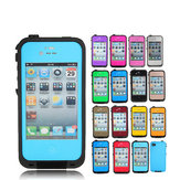 China Wholesale PC Waterproof Shockproof DirtProof Snow Proof Case For iPhone 4 4S