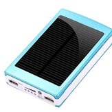 China Wholesale 30000mAh Solar Charger Battery Power Bank For iPhone Smartphone