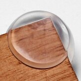 Spherical Transparent Table Corner Protector For Baby Safety