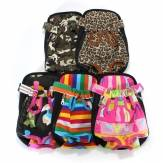 China Wholesale Cotton Segeltuch Doggy Bag Pet Chest Backpack
